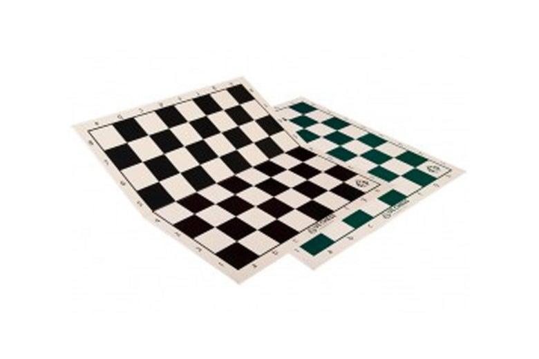 Vinyl chessboards