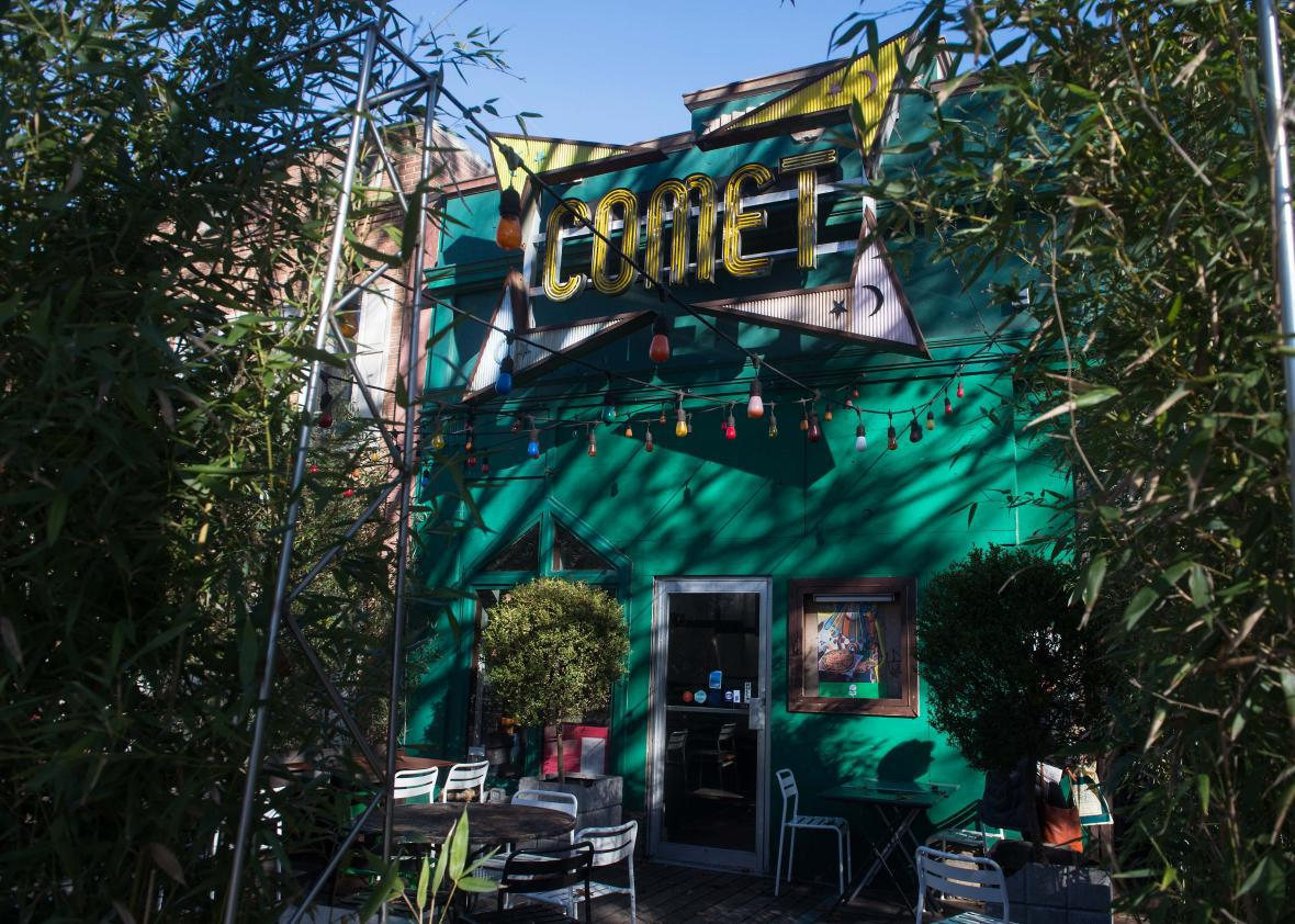 Comet Ping Pong Is A Haven For Weirdos And Now A Target