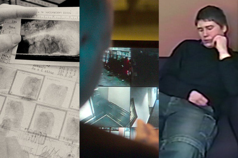 Night Stalker: The Hunt for a Serial Killer, Crime Scene: The Vanishing at the Cecil Hotel, Making a Murderer