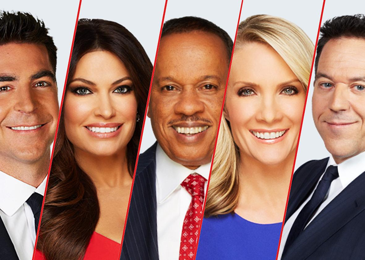 the five is the best show on fox news