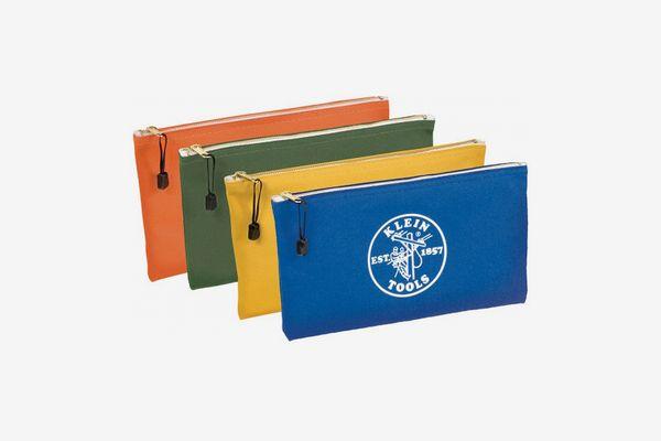 Klein Tools Utility Bag, Zipper Tool Bags