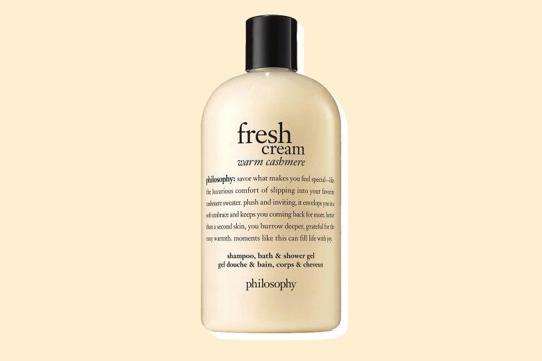 Philosophy shower gel.