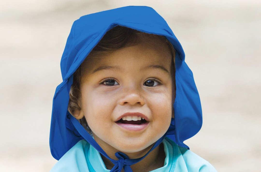 i.Play Baby Sun Protection Swim Hat.