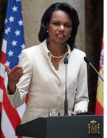 Condoleeza Rice. Click image to expand.