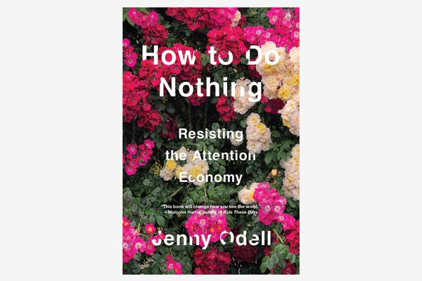 How to Do Nothing cover