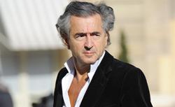 Bernard-Henri Lévy. Click image to expand.