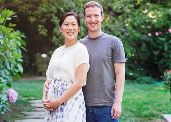 In Pregnancy Announcement, Zuckerberg Opens Up About Couple's Past Miscarriages