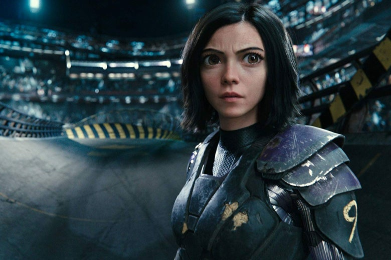 Alita: Battle Angel May Actually Get You Excited for the Avatar Sequels