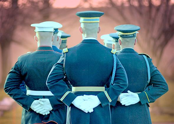 making military pensions exempt from state taxes is a bad idea.