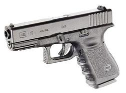 Glock 19 semiautomatic handgun like the one used by Jared Loughner.