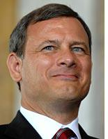 Chief Justice John Roberts. Click image to expand.