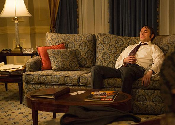 Vincent Kartheiser as Pete Campbell