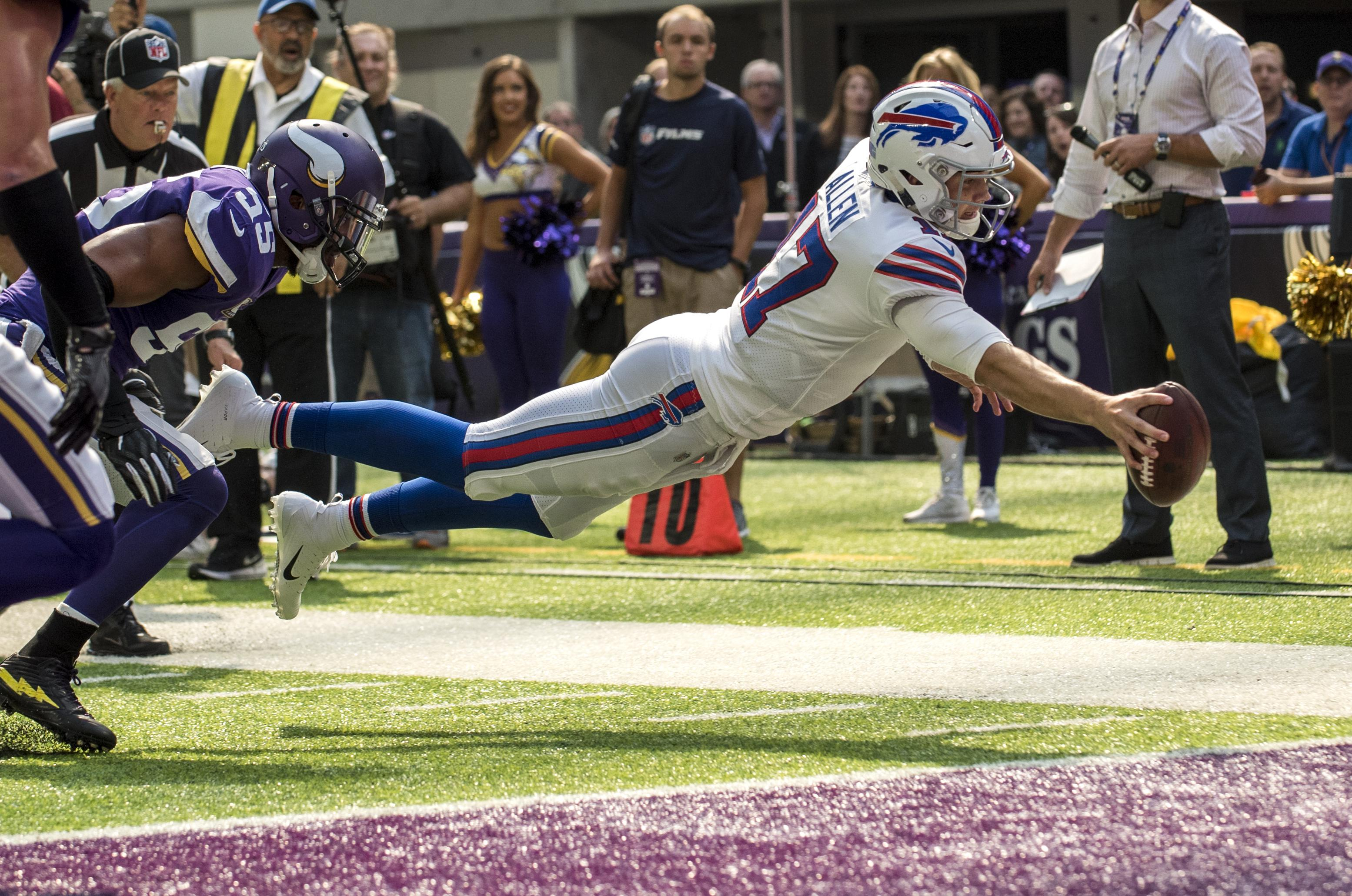 slate.com - Nick Greene - Josh Allen Is Hurdling Dudes and the Buffalo Bills are Going to Win the Super Bowl This Year