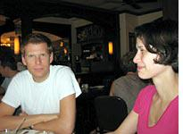 Gaby and Chris