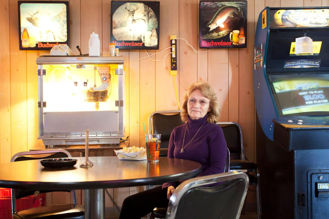 Mary, the Turf, Sundance, Wyoming