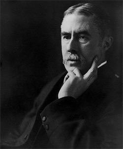 A. E. Housman. Click image to expand.