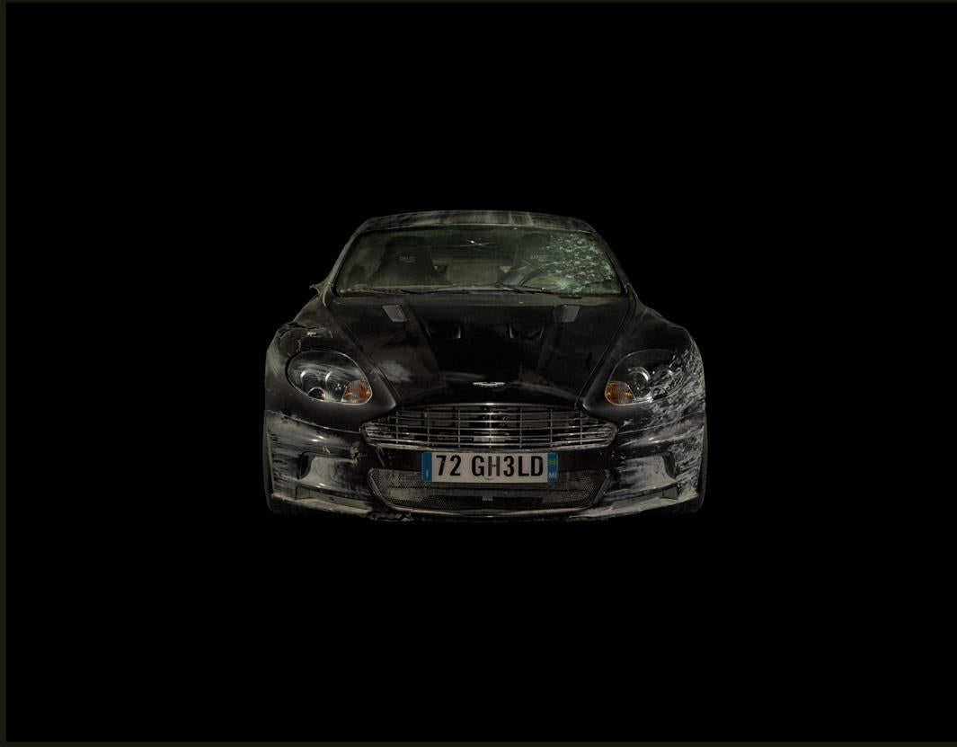 """C.42 2008 Aston Martin DBS (with continuity damage), 2008"", Birds of the West Indies, 2013"