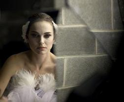 "Natalie Portman in ""Black Swan."" Click image to expand."