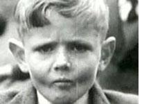 Bruce, at age 7, from 49 Up
