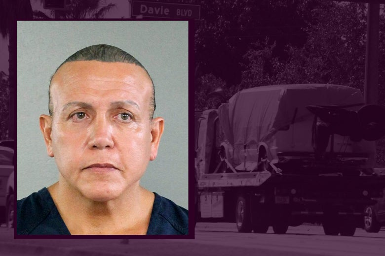 Cesar Sayoc: What we know about man arrested in pipe bomb investigation
