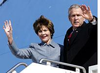 George and Laura Bush         Click image to expand.