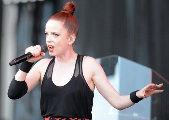 "'90s alt-rock grrrl Shirley Manson reacts to her results on BuzzFeed's popular ""Which '90s Alt-Rock Grrrl Are You?"" quiz."