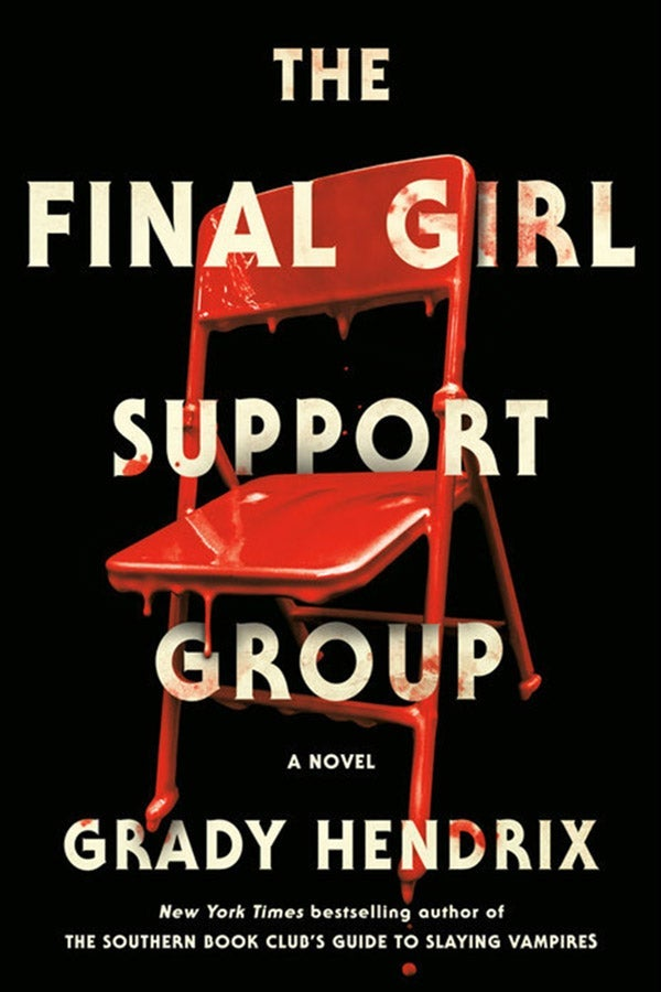 Book cover for The Final Girl Support Club