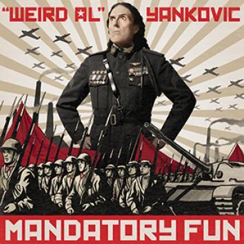 Weird Al.