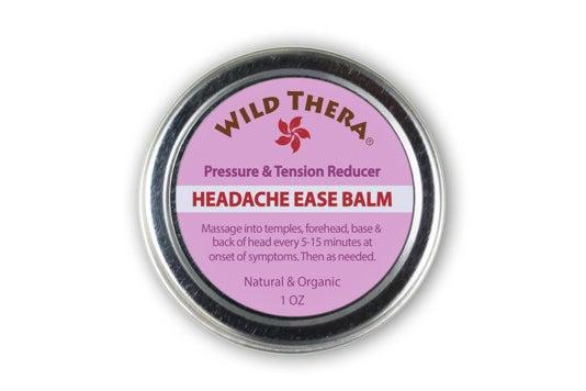 Wild Thera Headache Ease Balm.