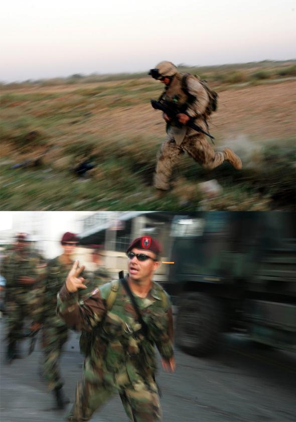 Iraq / Katrina