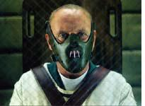 Anthony Hopkins in Red Dragon