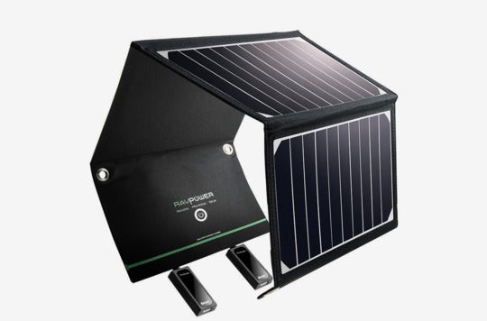 RAVPower Solar Charger 16W Solar Panel.
