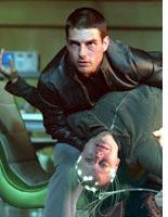 Tom Cruise and Samantha Morton testing fate