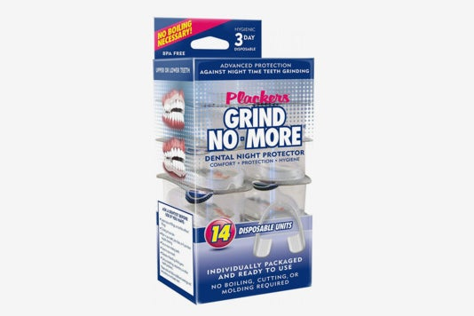 Plackers Grind No More Dental Night Guard.