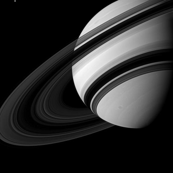 The Immense Beauty of Saturn