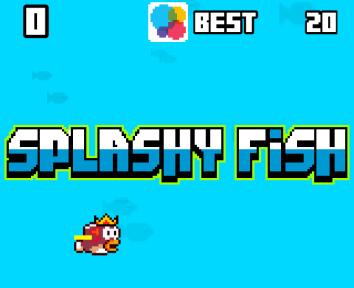 Splashy Fish game