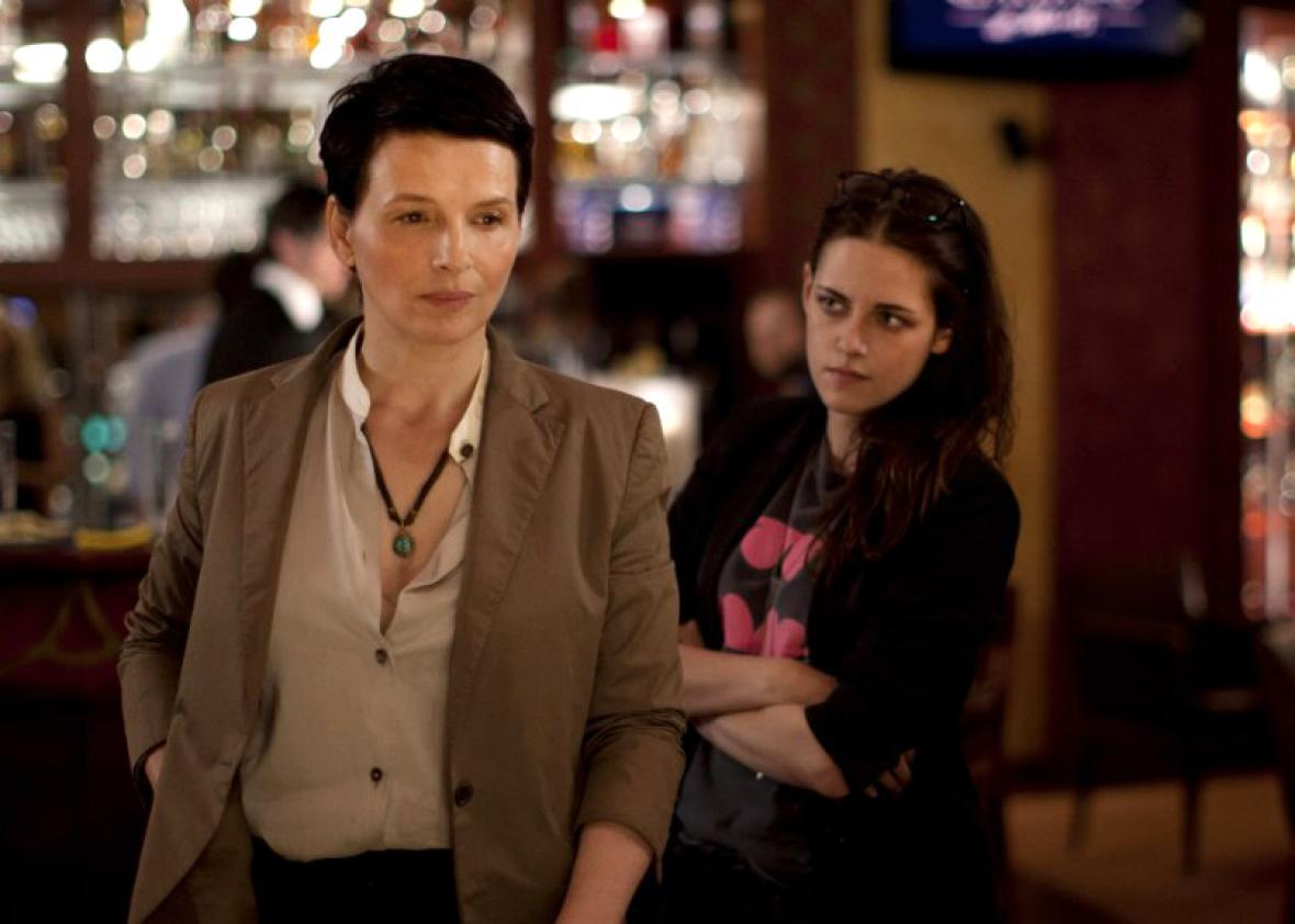 Clouds of Sils Maria (2014).