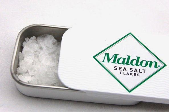Maldon Salt Pinch Tin
