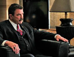 Tom Selleck in Blue Bloods. Click image to expand.