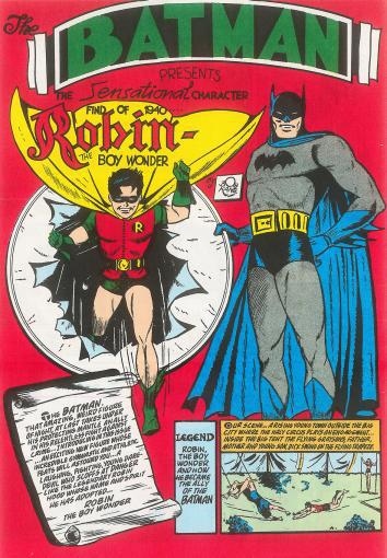 The history of the gay subtext of Batman and Robin