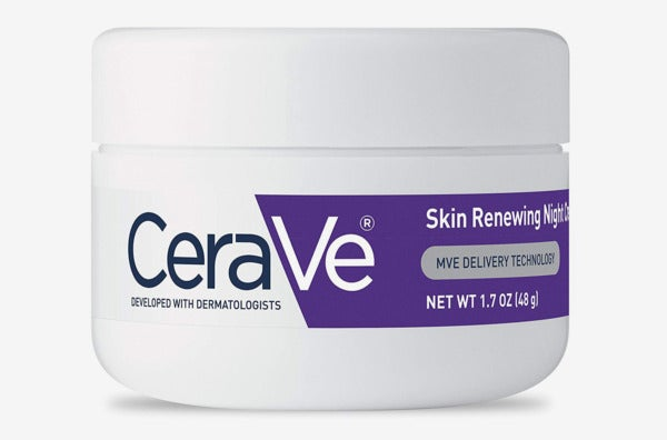 CeraVe Skin Renewing Night Cream.