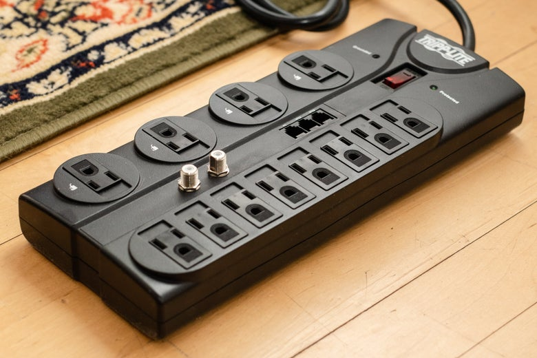 Tripp Lite 12-Outlet Surge Protector