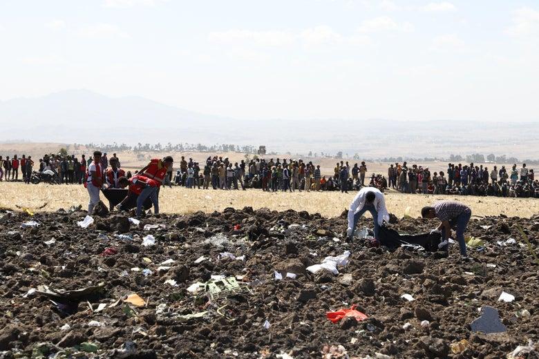 Resultado de imagen para Ethiopian Airlines air crash ET-302