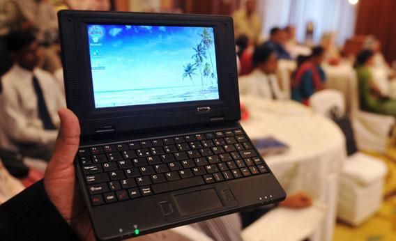 UBIsurfer netbook laptop computer