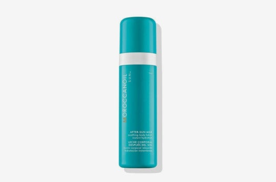 Moroccan Oil After Sun Milk Soothing Body Lotion.