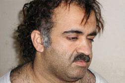 Khalid Shaikh Mohammed.