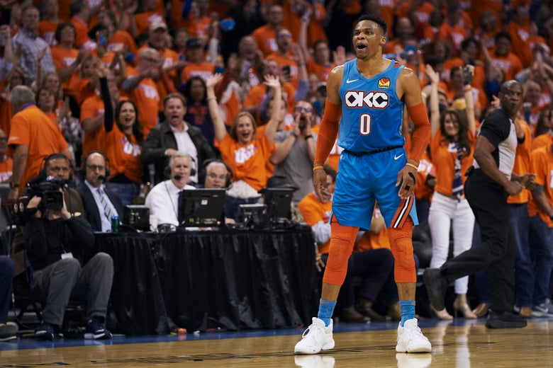 Berry Tramel describes Russell Westbrook's icy relationship