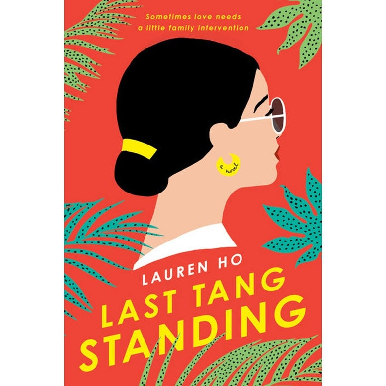 Cover of Last Tang Standing.
