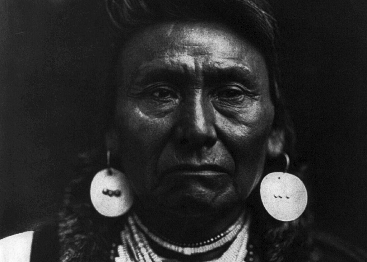 How Chief Joseph Of The Nez Perce Became A Hero Of Civil