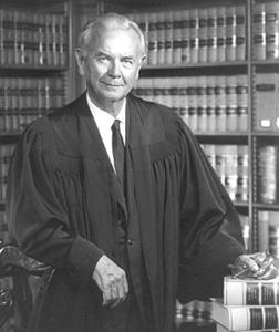 Justice William Brennan. Click image to expand.